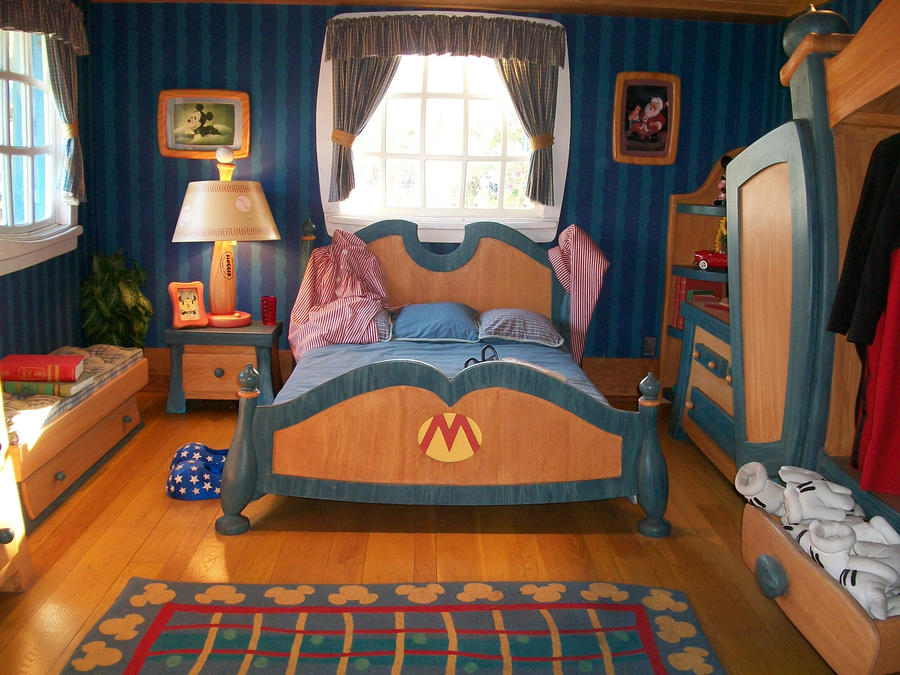 Mickey s Bedroom by bookmaniac2013. Mickey s Bedroom by bookmaniac2013 on DeviantArt