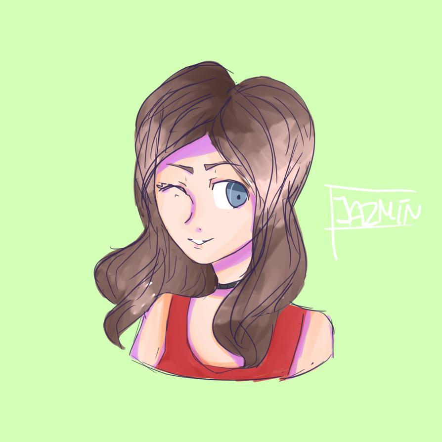 Diana by Jazminada