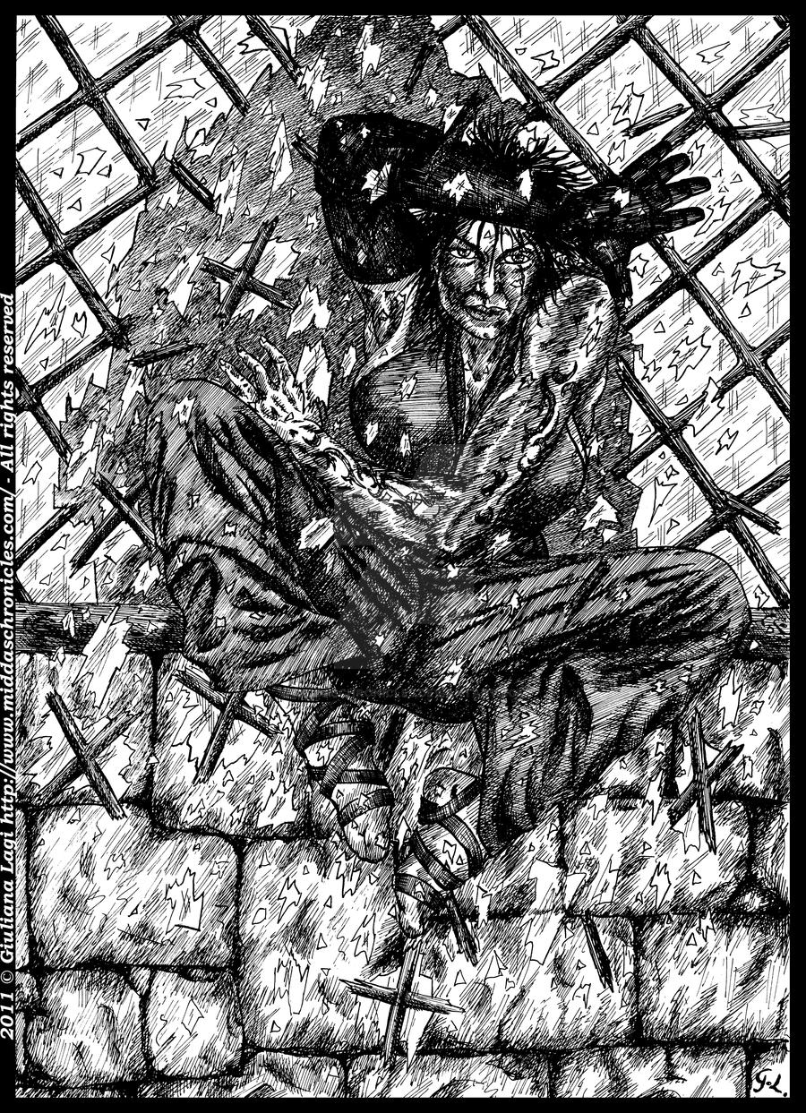 Escaping through the window: unpublished art B. IV by middaschronicles
