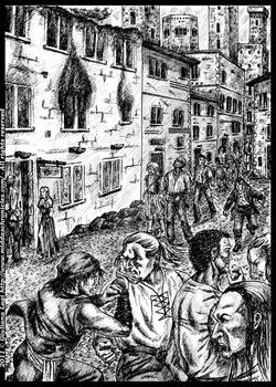 Seem's revenge: an unpublished art from Book IV