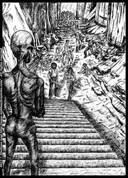The black queen of zombies: unpublished art B. IV