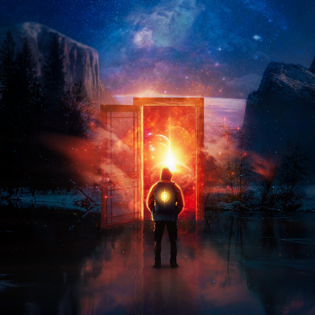 Doorway to the Unknown