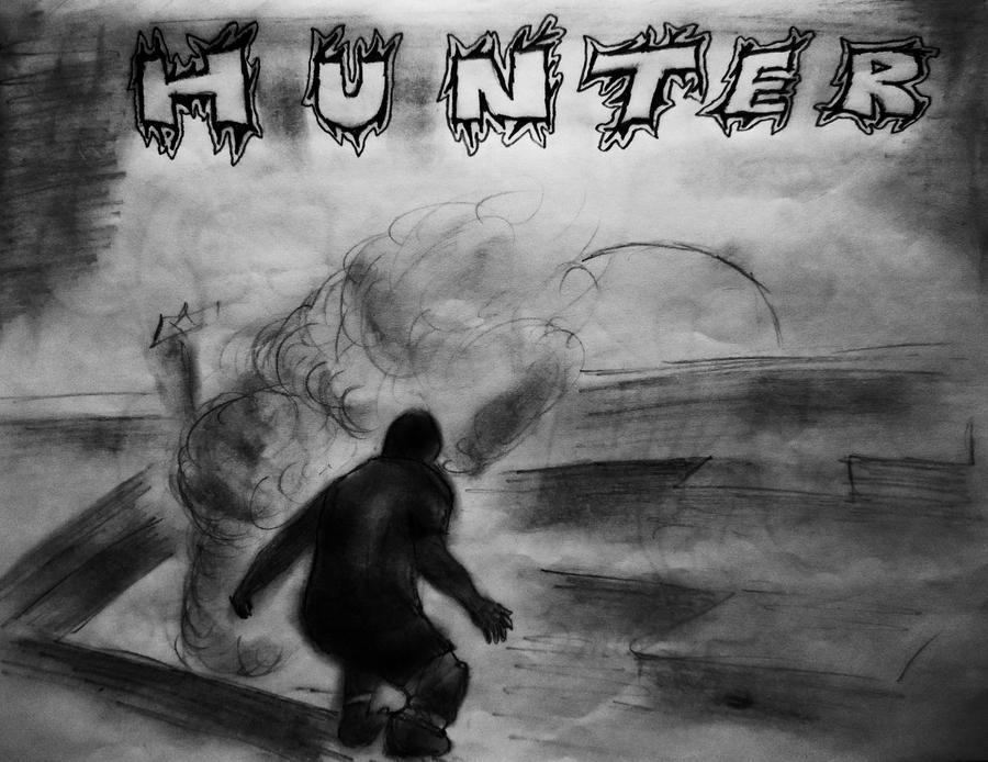 Hunter 'Graffiti' by EmoHoodieDude
