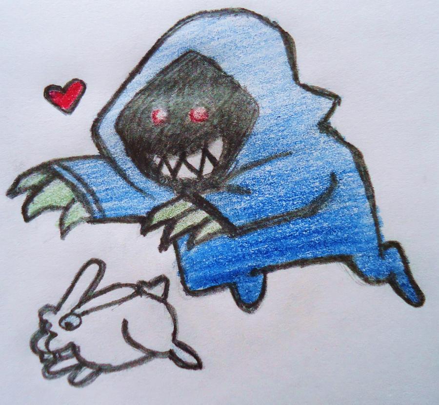 Hunters Love Bunnies by EmoHoodieDude
