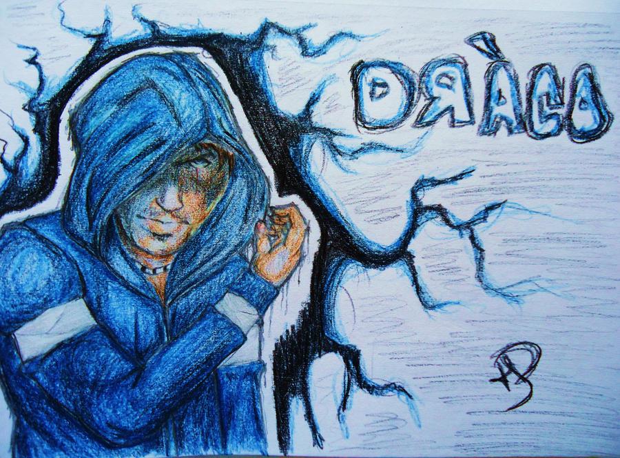 "Human Hunter ""Draco"" by EmoHoodieDude"