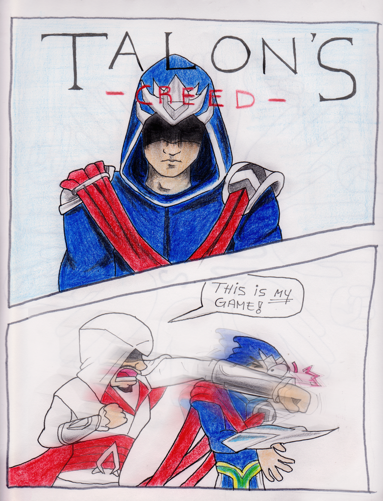 Talon's Creed by EmoHoodieDude