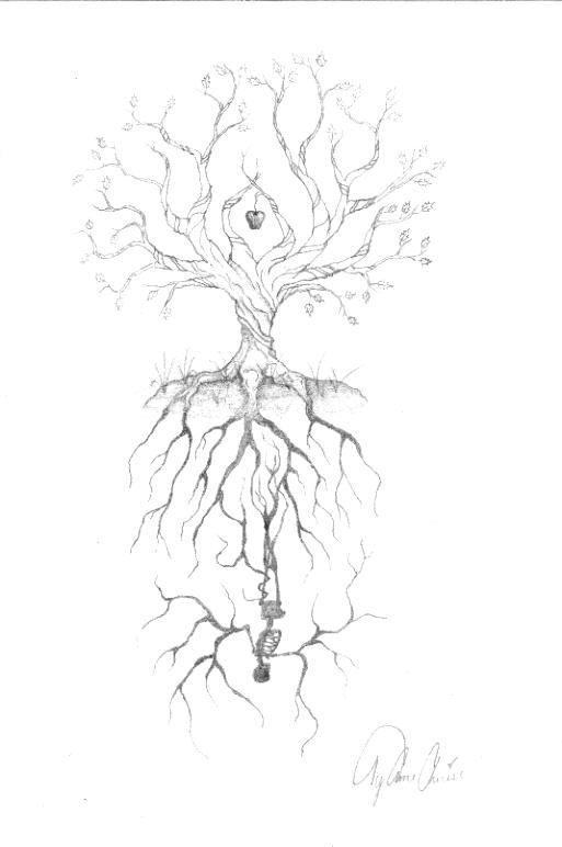 tree of knowledge by tyannecherise on deviantart. Black Bedroom Furniture Sets. Home Design Ideas