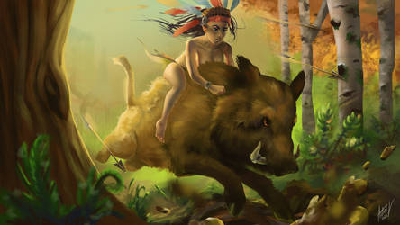 Boar Princess