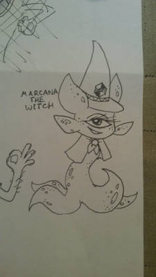 Marcana the Witch