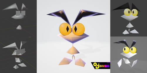 Beakless is Now 3D!