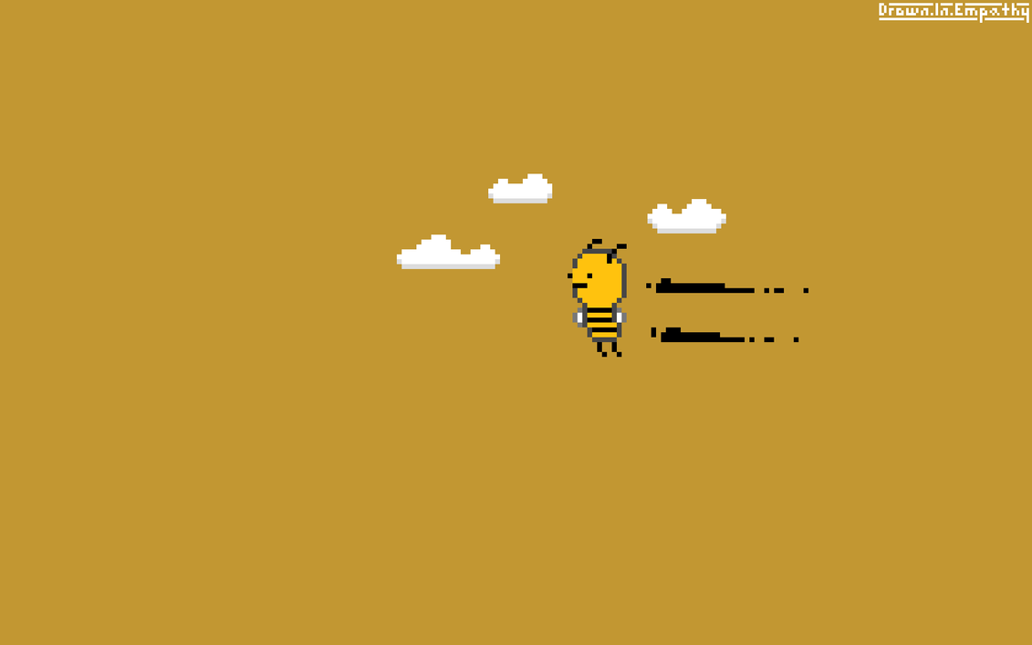 Mr Bee BG by Drown-In-Empathy