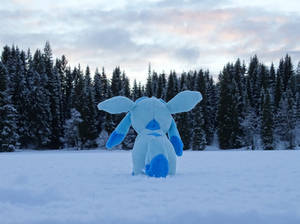 Sunset Glaceon