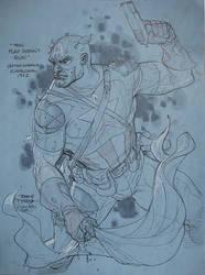 Captain America C2E2 2010 by TerryDodson