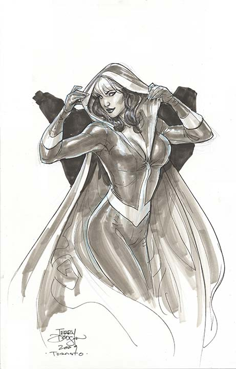 Rogue Toronto 2009 by TerryDodson