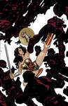 Wonder Woman 15 Cover