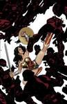 Wonder Woman 15 Cover