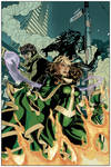 X-Men Legacy 226 Cover