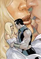 Uncanny X-Men 527 Cover INPROG by TerryDodson