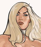 Uncanny X-Men 529 Cover Peek by TerryDodson