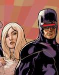 Uncanny X-Men 526 Cover Detail