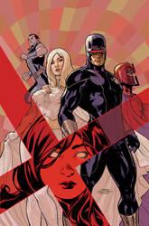 Uncanny X-Men 526 Cover Final by TerryDodson
