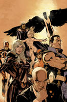 Uncanny X-Men 513 Cover Final by TerryDodson