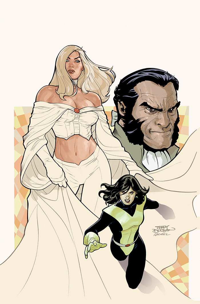 Uncanny X-Men 529 Cover Final by TerryDodson