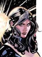 Uncanny X-Men 535 Cover Peek by TerryDodson