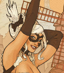 Bombshells Cover Sneak Peek by TerryDodson