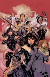 Uncanny X-Men 538 Cover Final by TerryDodson