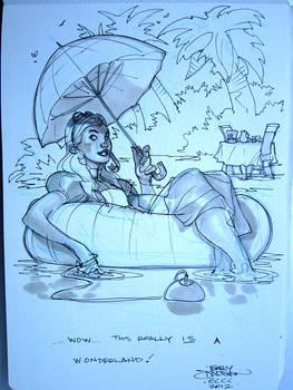 Alice in Wonderland ECCC 2012