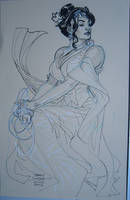 Wonder Woman ECCC 2012 by TerryDodson