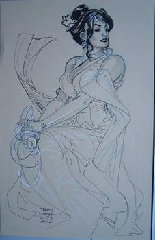 Wonder Woman ECCC 2012