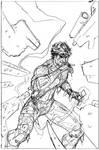 Gambit #7 Cover Pencils