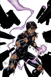 Gambit #7 Cover Color