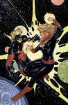 Captain Marvel #6 Cover