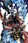 The Defenders #12 Final Art