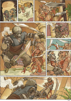 Songes Tome 2 Page 34 Final Art