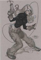 Kim Possible by TerryDodson