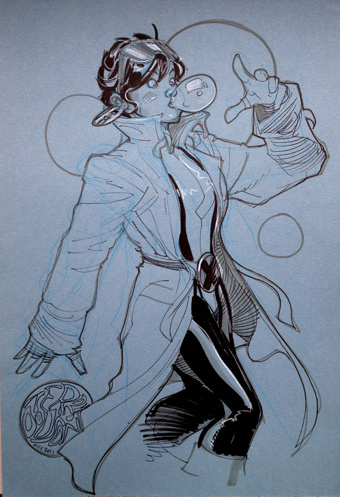 Jubilee NYCC 2012 by TerryDodson