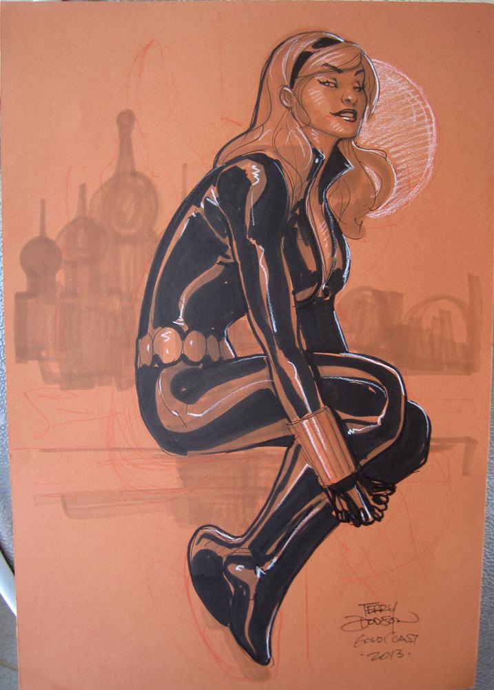 BlackWidow Supanova 2013 by TerryDodson