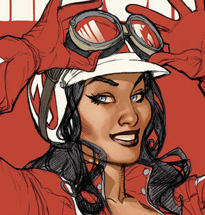 BOMBSHELLS 7 COVER Preview