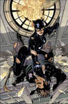 Catwoman 21 Cover Art
