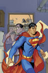 Superman Unchained 2 Modern Age Cover