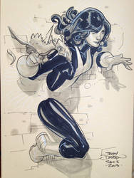 KITTY PRYDE SDCC 2013 by TerryDodson