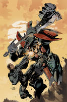 HALO:INITIATION #1 Variant Cover Final