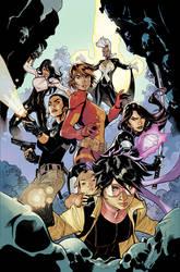 X-Men 10 COVER by TerryDodson