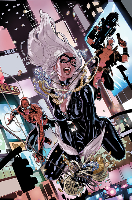 Amazing Spider-Man #1 Variant Cover by TerryDodson