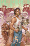 BIG TROUBLE IN LITTLE CHINA 1 Cover
