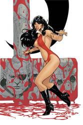 Vampirella 1 Cover
